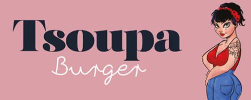 Tsoupa Burger